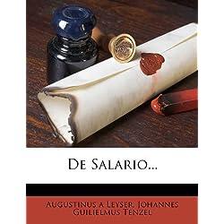 de Salario...