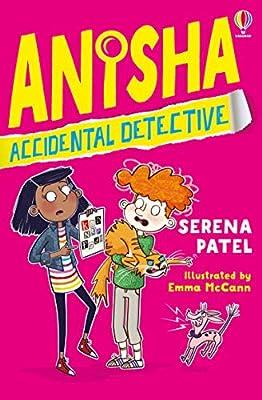 Anisha, Accidental Detective Anisha, Accidental Detective: Amazon ...