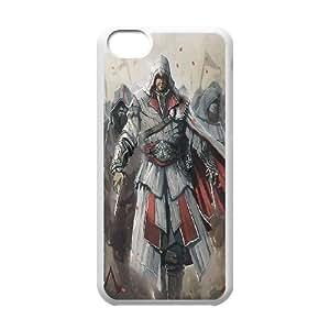 Assassins Creed Logo Phone Case For Iphone 5c FNWT-U882610