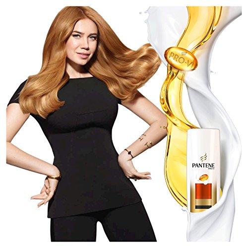 Enjuague anticaída para cabello encrespado de Pantene Pro-V. Pack de 3 unidades de 200 ml: Amazon.es: Belleza