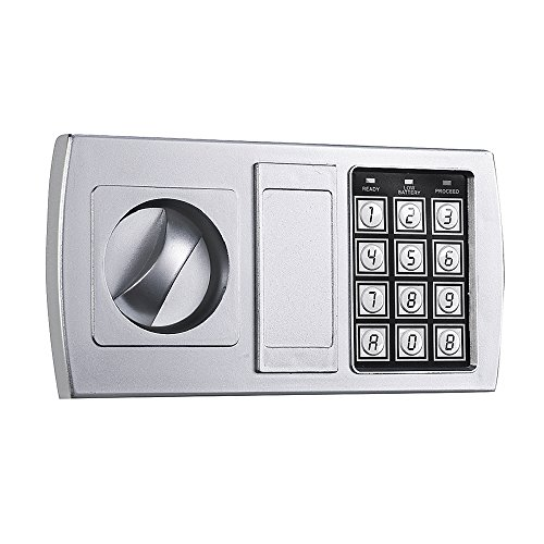 Paragon Deluxe Safe 7775 Lock and Safe 1.8 CF Large Electronic Digital Safe Gun Jewelry Home Secure by Paragon Lock and Safe (Image #3)