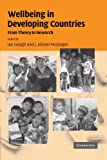 img - for Wellbeing in Developing Countries: From Theory to Research book / textbook / text book