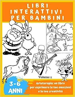 Libri Interattivi Per Bambini 3 A 6 Anni Volume 2 Più Di 35
