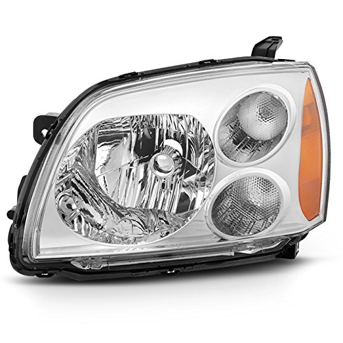 Galant Headlamps Mitsubishi Headlight (04-12 Mitsubishi Galant Driver Left Side Headlight Head Lamp Front Lamp Direct Replacement)