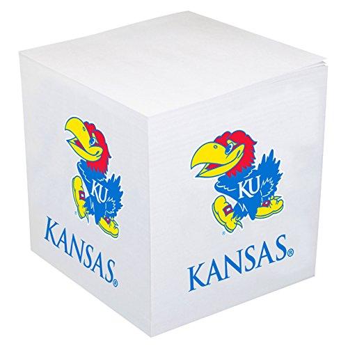 Kansas Jayhawks Paper Cubes Mizzoucompare Com