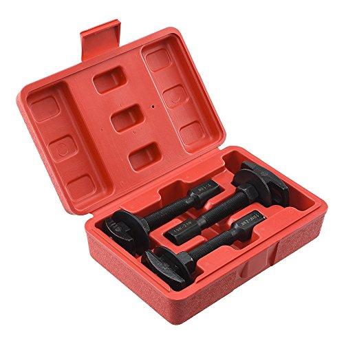 TRIL GEAR 3-Piece Rear Axle Bearing Puller Service Kit Car Vehicle Bearings Removal Tool Kit ()