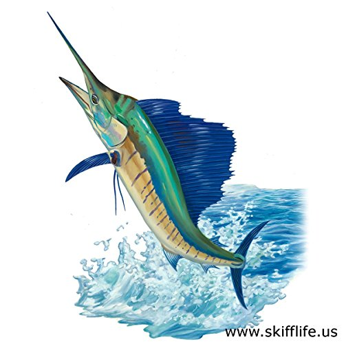 - Sailfish Fishing Decal Fish Sticker