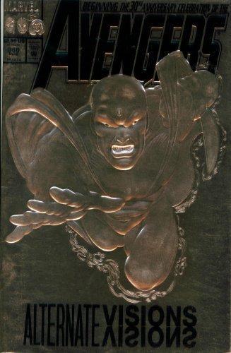 The Avengers #360: Alternate Visions (Marvel Comic Book 1993)