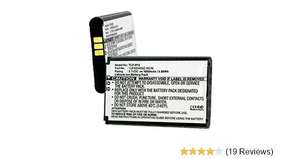 Wacom Bamboo PTH-450 650 850 451 651 851 Intuos 5 Tablet Battery