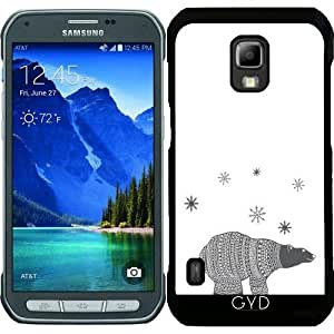 Funda para Samsung Galaxy S5 Active - I Polar Baer by UtArt
