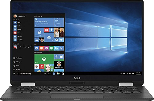 "Price comparison product image Dell XPS 13 9365 13.3"" QHD+ Touch Intel Core i7-7Y75 16GB 512GB SSD Windows 10 Black"