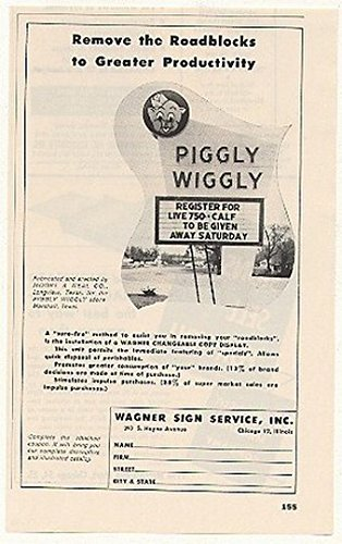 1955-piggly-wiggly-marshall-tx-wagner-sign-original-print-ad