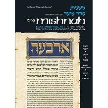 Yad Avrohom Mishnah Series: Tractates ROSH HASHANAH, YOMA, SUCCAH (Seder Moed 3)