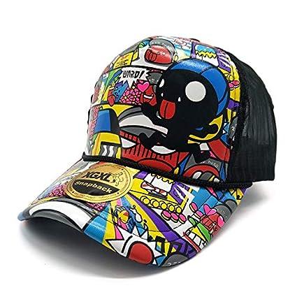 YYXXX Cappellini da Baseball Cappello da Baseball Primavera ed Estate  Cappello da Pilota Paio Rete Cappello b2328be189ed