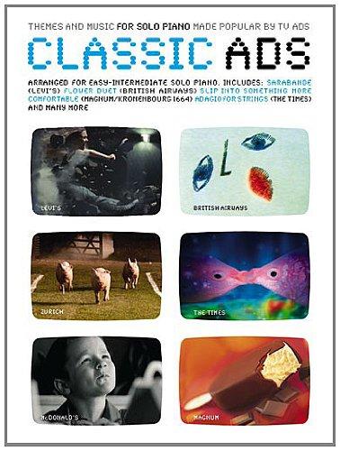 Classic Ads for Solo Piano ebook