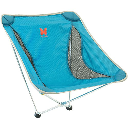 Alite Designs Monarch Camping Chair, Capitola Blue
