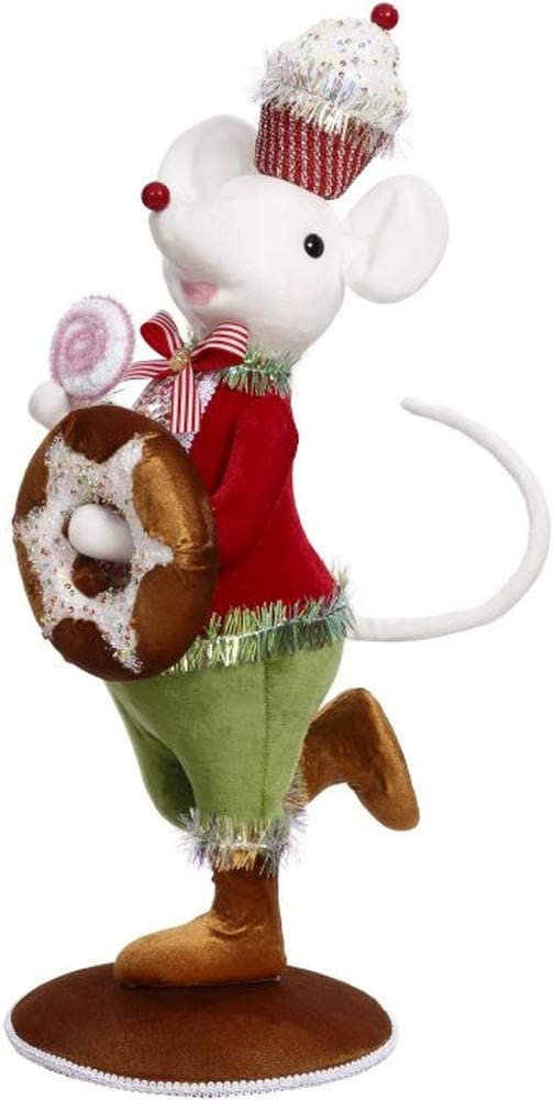 Mark Roberts 2020 Collection Sprinkle Mouse 21.5-Inch Figurine