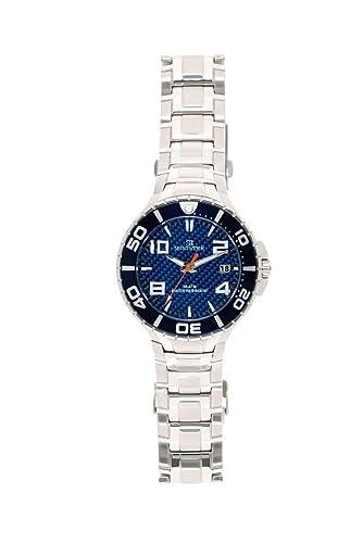 Minister Inmersion-8393 Reloj hombre de pulsera Inmersion-: Amazon.es: Relojes