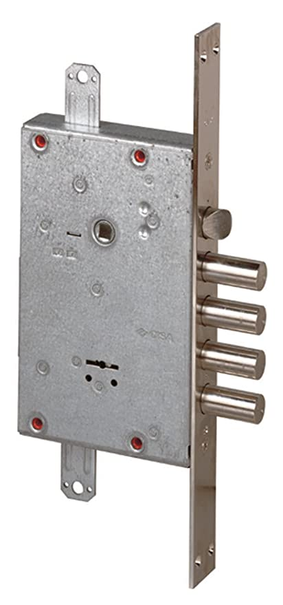 Puertas cerraduras blindadas para