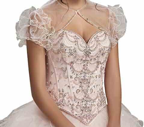 bff72ba78e MFandy Sweet Girls 15 16 Sequin Ball Gowns Women Long Quinceanera Dress