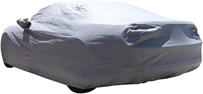 Gray XtremeCoverPro Gold Series Waterproof 100/% Breathable Car Cover for Selected Volkswagen VW Jetta 1988 ~ 2013