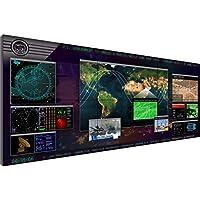 Planar Systems - 997-9139-00 - Planar Clarity Matrix G2 LX55HDU LCD Video Wall System - 55 LCD - 1920 x 1080 - LED - 500 Nit - 1080p - HDMI - Serial
