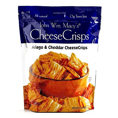 Macy's Cheese Crisps 11 oz each (5 Items Per - Order Macys