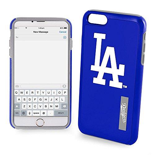 FOCO Los Angeles Dodgers Impact Dual Hybrid 2-Piece Ai6 Cover - TPU 4.7