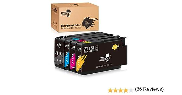 Luz Cartucho de tinta compatible para hp771 T120 T520 Series ...
