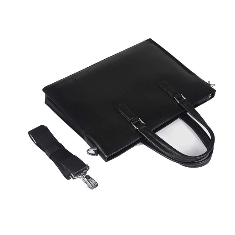Mens shoulder bag vertical section Messenger bag fashion bag mens casual bag quality leather business
