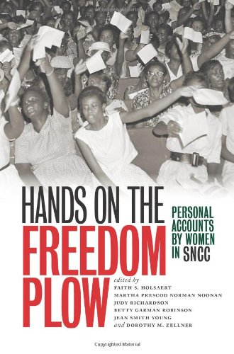 Cover of Hands on the Freedom Plow: Personal Accounts by Women in SNCC