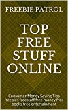 Popular brand name freebies and samples are all over the Internet. This free stuff book includes tips on getting your hands on the top freebies.Searching for freebies online is fun and very rewarding. This is a great way to sample a product before ma...