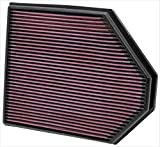 K&N 33-2465 High Performance Replacement Air Filter