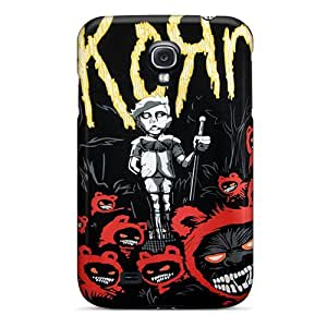 FCKLocation UAh10103ZFNB Case Cover Galaxy S4 Protective Case Korn