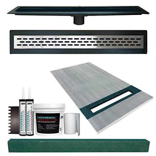 Linear Shower Slope Kit (36