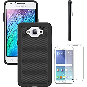 Amazon.com: Case for Samsung Galaxy J7 Neo Sm-J701m Case ...