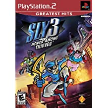 Sly 3 Honor Among Thieves - PlayStation 2