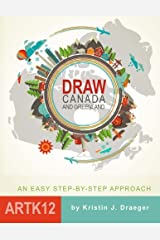 Draw Canada and Greenland Paperback