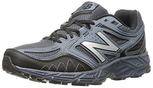 New Balance Mens 510v3 Trail Running Shoe, Thunder/Cyclone, 41.5 EU/7.5 UK