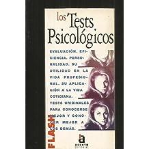 Tests psicologicos, los