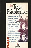 img - for Tests Psicologicos, Los book / textbook / text book