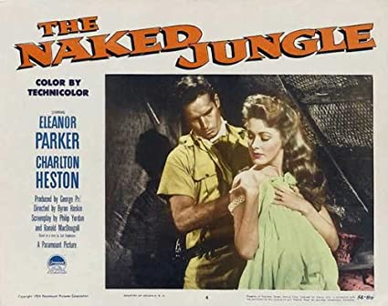 The naked jungle movie