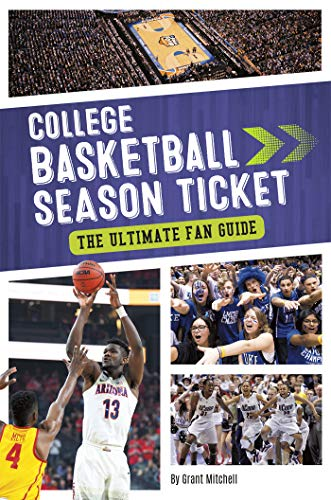 College Basketball Season Ticket (Season Ticket Set 2 Set of 2)