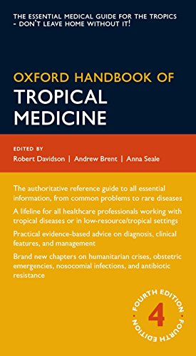 (Oxford Handbook of Tropical Medicine (Oxford Medical Handbooks))
