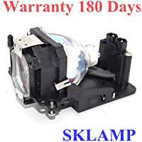 Sklamp LMP-H130 Replacement Lamp With Housing For SONY VPL-HS50 / VPL-HS51 / VPL-HS51A / VPL-HS60 Projectors