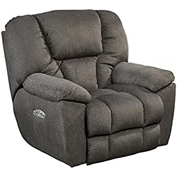 catnapper owens power full lay out recliner chair with power headrest and lumbar support seal - Catnapper Recliner