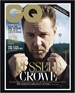 GQ Magazine Gift Subscription Pack (12 issues) Unbound – 2 Nov 2009