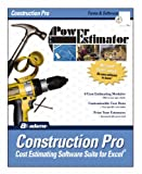 Best Construction Estimating Softwares - Adams PowerEstimator Construction Pro Estimating Software, 9 x Review