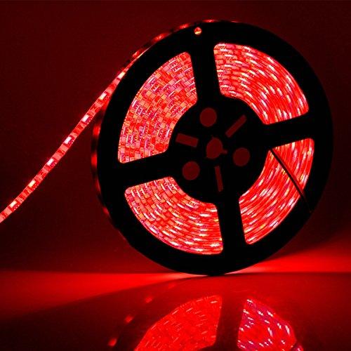 Fix Red Light (LED Strip 5050 5M Waterproof 300leds)