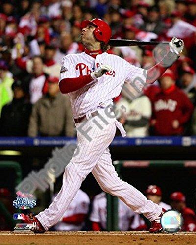 Jayson Werth Game 5 of the 2008 World Series Photo 8 x (Jayson Werth Game)